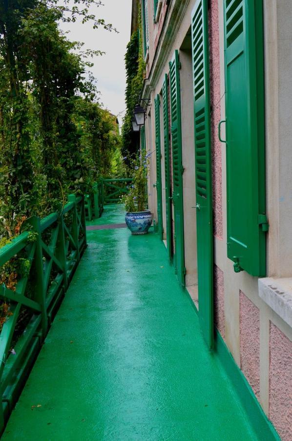La maison de Claude Monet (5/5)
