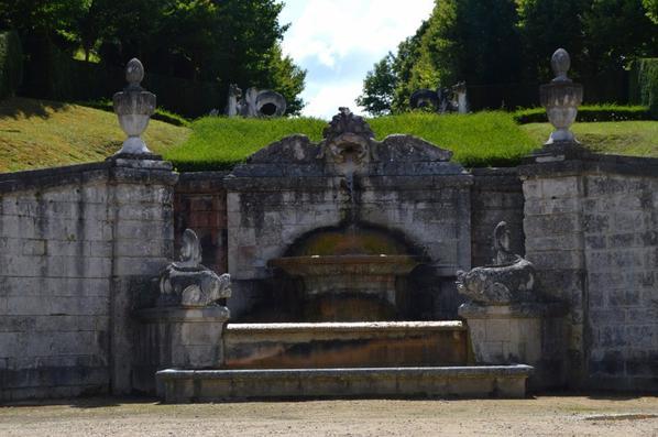 Les jardins du Château de Bizy (3/7)