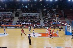 Soirée Baskets et visite de une eglise 2018