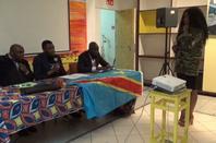 """Les images de la """"Sortie des Congolais Organisés """". Merci à tous ceux qui nous ont soutenu de près comme de loin."""