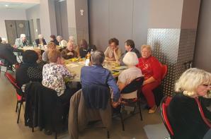 Journée récréative  UFAC VG   Canet-en-Roussillon  du 17 02 2018