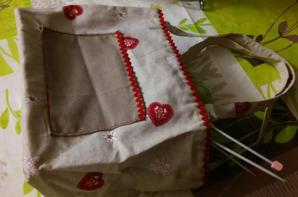 sac pour ma laine