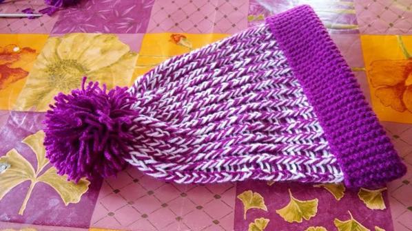 Un peu de tricot