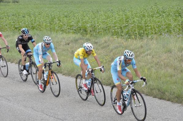 TOUR DE FRANCE 20 JUILLET 2014