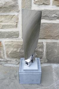Aube réacteur sur pied Alu 33 cm SECOND SOUFFLE DESIGN AREO