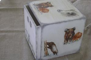 boîte chasse ...
