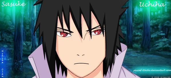 Famille de sasuke