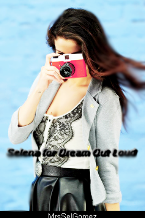 New photoshoot pour Dream Out Loud