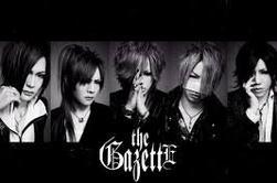 The GazEtte! ils sont poète, Star du rock n roll et il chante japonais ^^