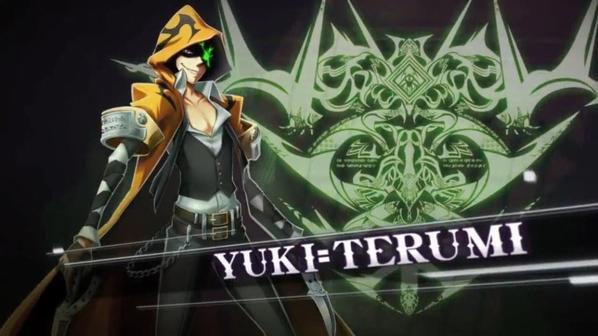 Yuki Terumi