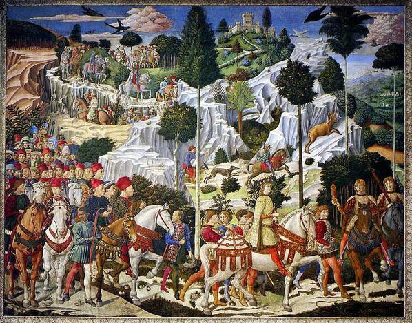 6 janvier : Arrivée des rois Mages