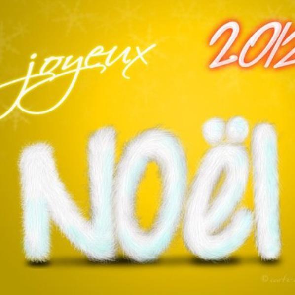(l)JOYEUX NOEL 2012'(l)