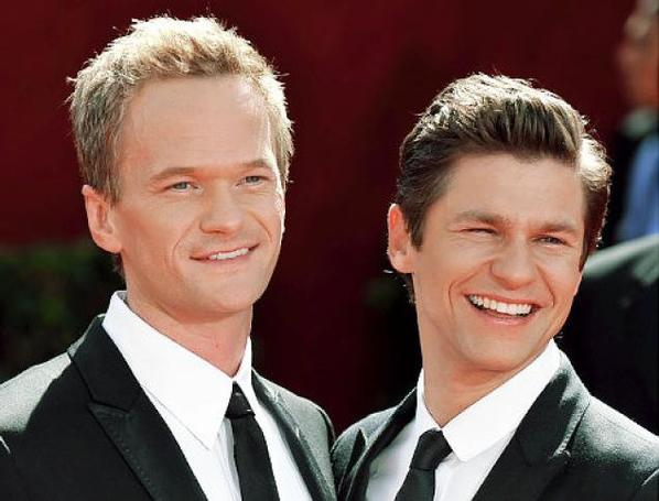 Neil Patrick Harris et David Burtka