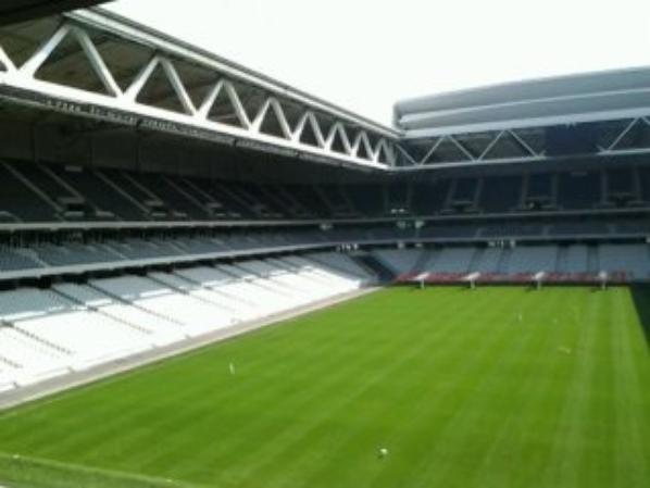 Visite guidés du Grand stade (Lille)