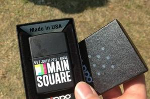 Main square festivals 2013