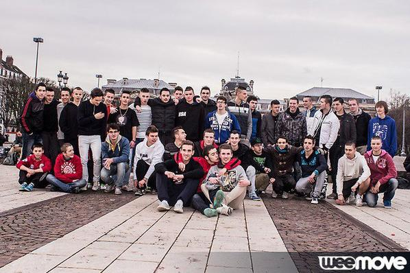 Meeting de Jump Lille (28/12/13)