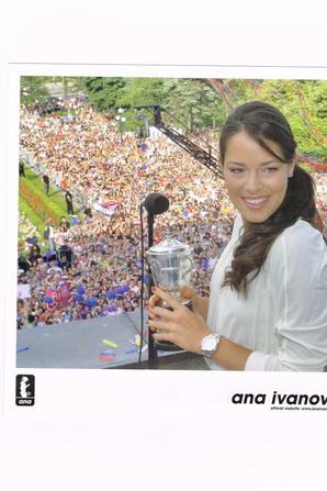 398. Ana IVANOVIC