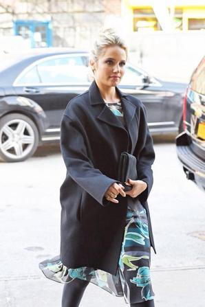 Dianna aperçue dans l'East Village à New York, le 16 février :)