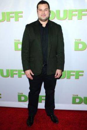 Max était jeudi dernier à la première de The Duf :)