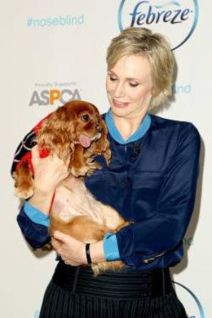 Jane était hier au The ASPCA and Famous Instagram Dog Toast en partenariat avec Febreze :)