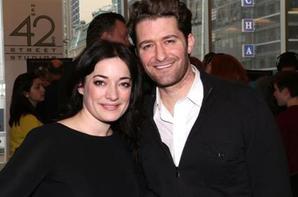 Visite de la Press hier, sur les répétitions de Finding Neverland la nouvelle pièce à laquelle Matthew participe :)