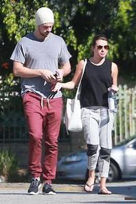 Lea et Matthew hier allant au BHS SPA :)