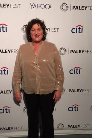 Le Cast réuni sur Red Carpet du Paley Fest hier :)