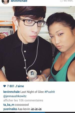 Instagram :) <3 Kevin & Jenna.