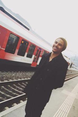 Jacob est actuellement en Suisse :D <3