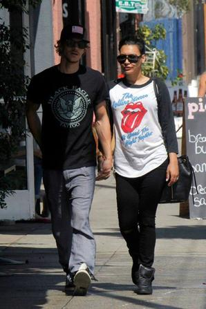 Naya et Ryan mercredi aprem :)