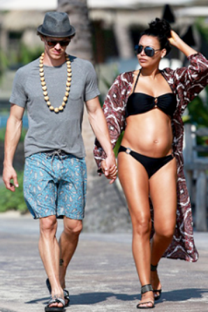 Photos de Naya et Ryan actuellement en vacances en Hawai :)