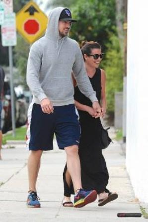Lea et Matthew mardi :)