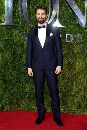 Darren et Matthew étaient hier aux Tony Awards :)