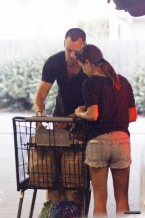 Lea et Matthew avant hier :)
