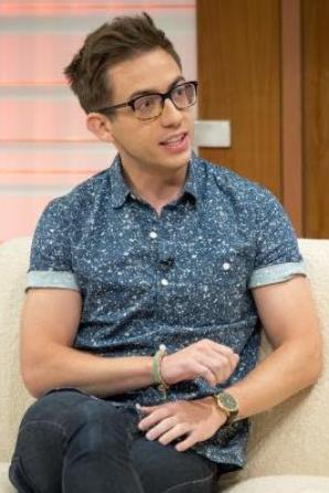 Kevin sur le plateau de Good Morning Britain mercredi le 3 juillet :)