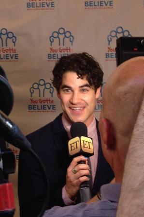 Darren à la soirée Stars for Foster Kids- 29 juin 2015 :)
