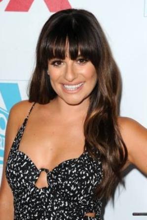 Lea était vendredi au FOX FANFARE de San Diego pour le Comic-Con.jpg :)