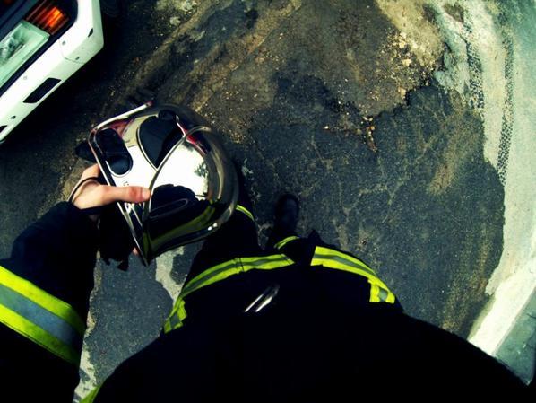 femmes pompier