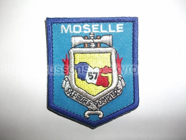 Pompiers de la Moselle (57)