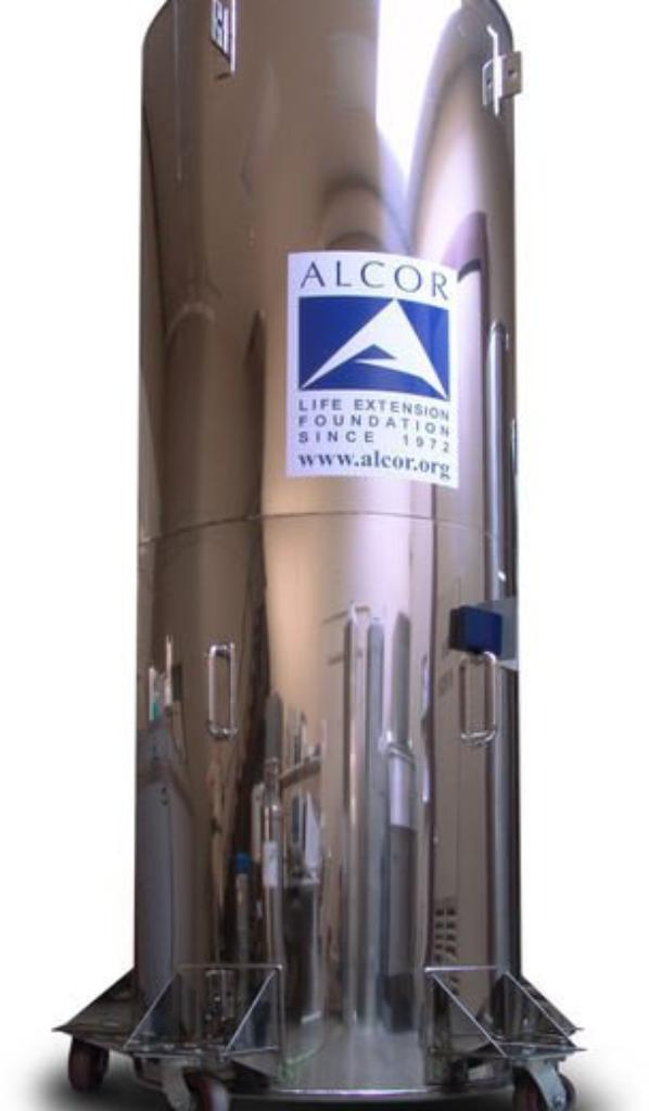 I believe in cryonics