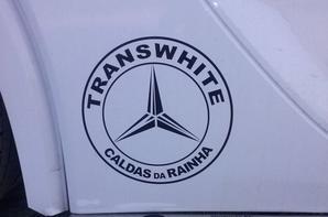 actros trans white