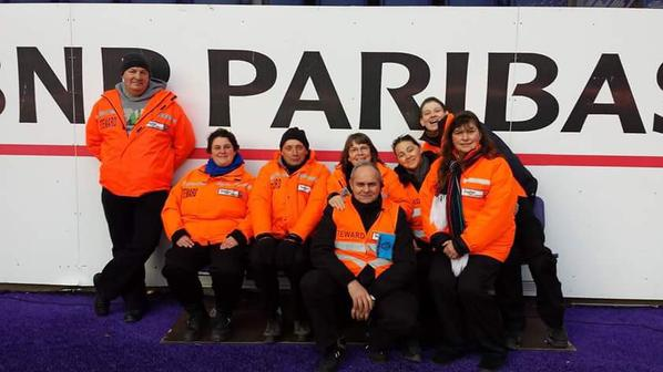 Mes collegues de la N team rsca