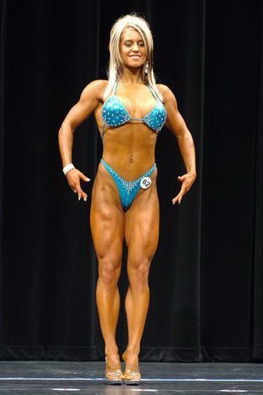 ses débuts dans le bodybuilding 2006/2010