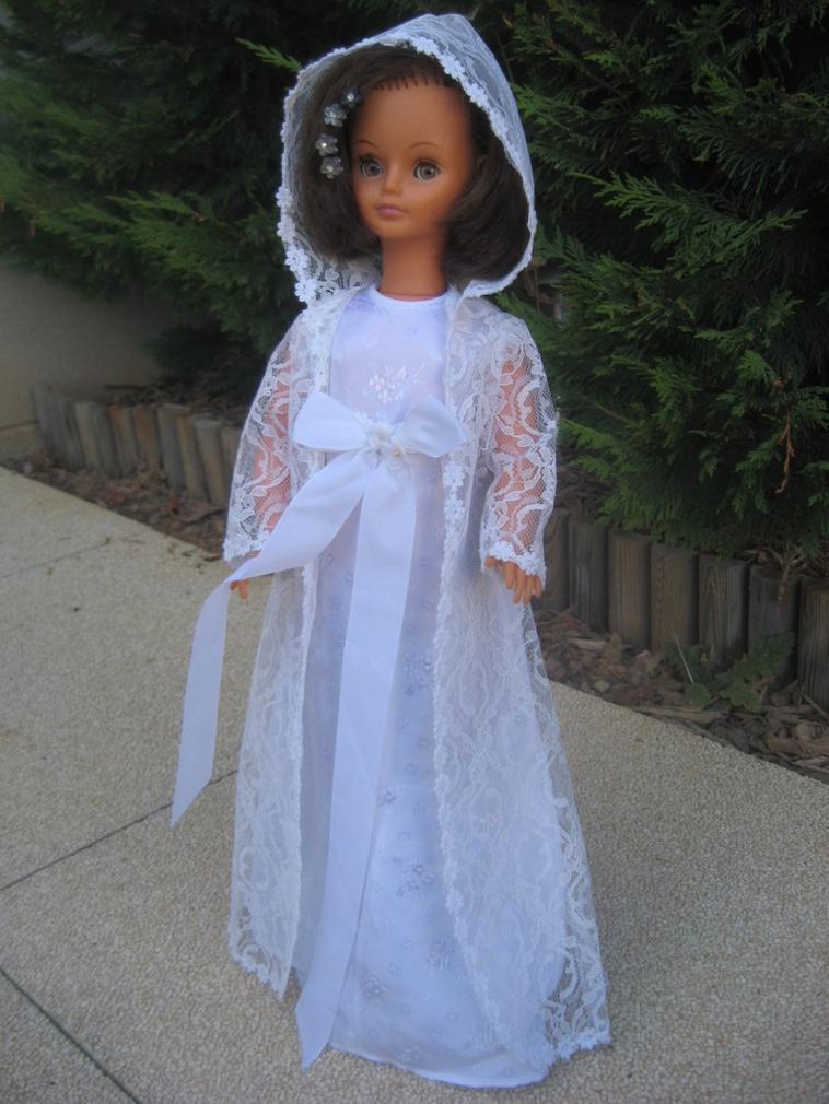 Ma robe de Mariée préférée ....