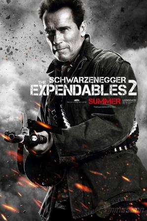 Personnage Expendables