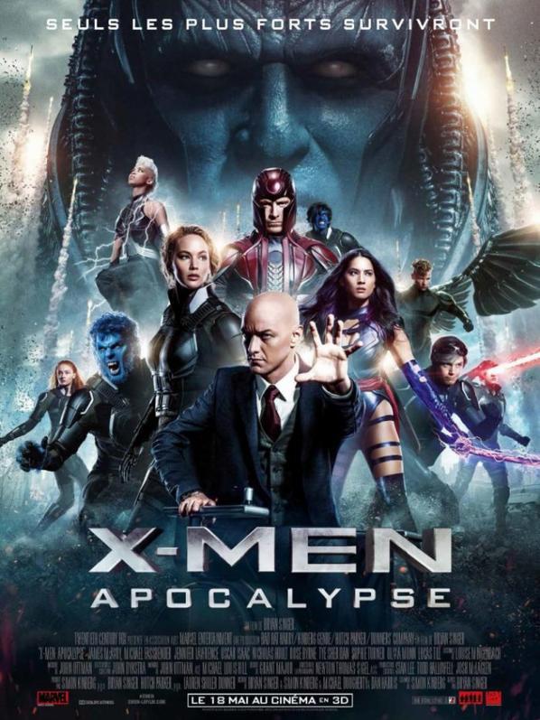 X-Men Apocalyspe