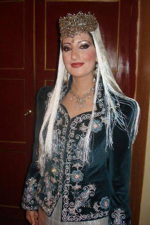 chada tlemçania pour mariage