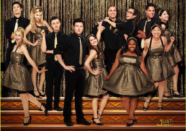Fiche Personnage - Groupe OU Individuel - Glee - Part. 1