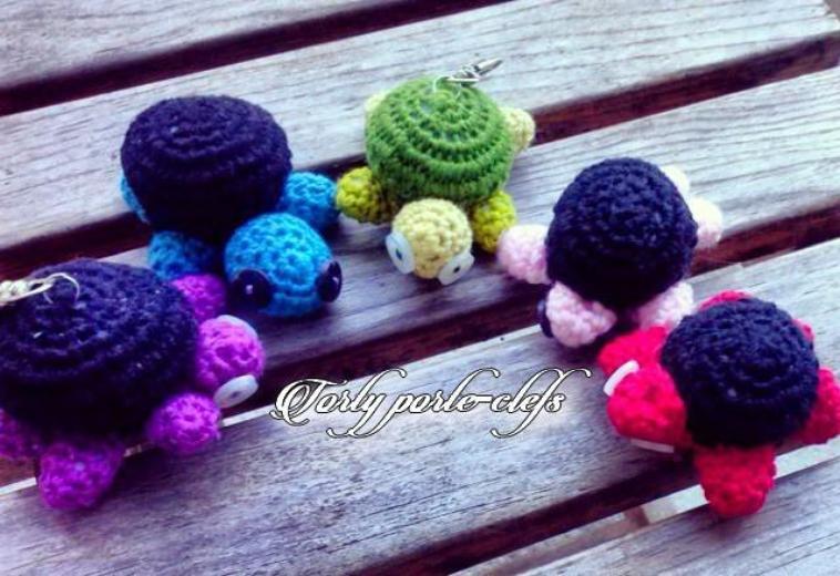 Mini Torty au crochet