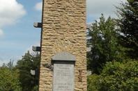 cimetière militaire Franco / Allemand 14-18 le Radan Bellefontaine